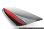 JBR Hood Scoop Vented Insert for Gen2 Mazdaspeed 3