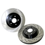 StopTech Brake Rotors for Mazdaspeed 3 (rear pair)