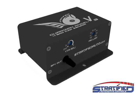 Stratified Automotive Guardian Angel V3 Overboost Protection