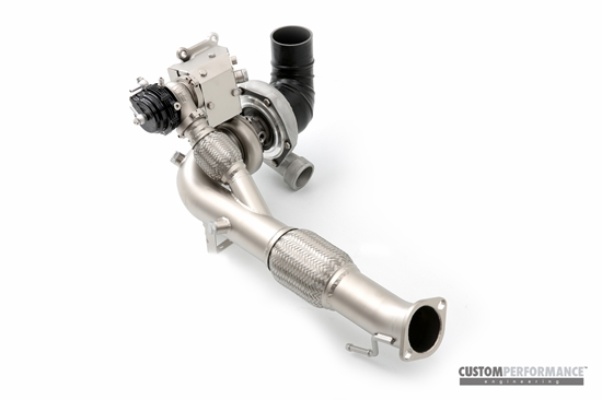 cp-e Atmosphere Turbo Kit for Ford Focus ST #FDAT00001T - Revolution