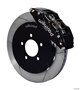 Wilwood Dynapro 6 Big Brake Kit (front) for Mazdaspeed 3