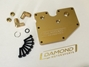 Damond Motorsports PCV Plate for Ford Focus ST / RS