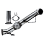 "MBRP 3"" Competition Downpipe Ford Focus ST"
