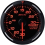 Defi Red Racer Boost Gauge Imperial 52mm 30 PSI
