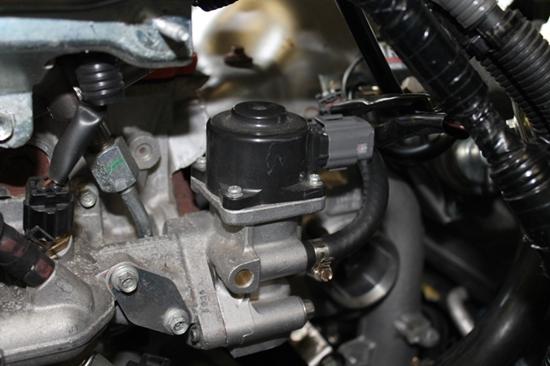 Suzuki Ltr  Fuel Filter Delete
