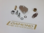 Damond Motorsports EGR Block-Off and Delete Kits for Mazdaspeed 3 / 6 / CX-7