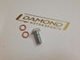 Damond Motorsports Turbo Oil Restrictor Bolt for Mazdaspeed 3 / 6 / CX-7