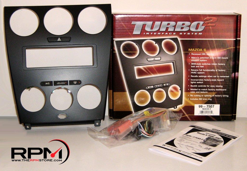 Metra Turbo2 Dash Kit For  U0026 39 06