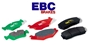 EBC Sport Brake Pads for 03-05 Mazda 6 (front pair)