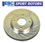 EBC Sport Rotor Kit for 03-05 Mazda 6 (front pair)