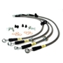 StopTech Stainless Steel Brake Lines for 03-05 Mazda 6 (front set)