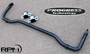Progress Rear Sway Bar for Mazda 6 Sedan/Hatch