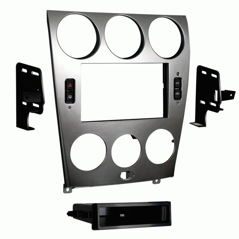 metra single double din installation dash kit for 39 03 05. Black Bedroom Furniture Sets. Home Design Ideas