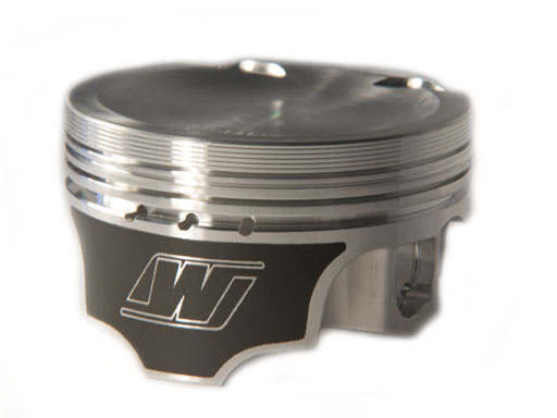 Mazdaspeed3 For Sale >> Wiseco Forged Pistons for Mazda MZR 2.3 DISI Turbo #K640M ...