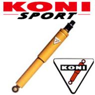 Koni Sport Adjustable Shocks for Mazdaspeed 3 (front pair)